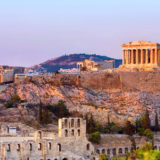 Acropolis Греция